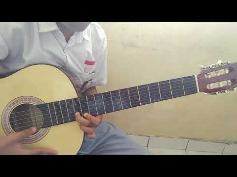 Keren abissssss anak sekolah main gitar!!! Despacito-F.Natalia