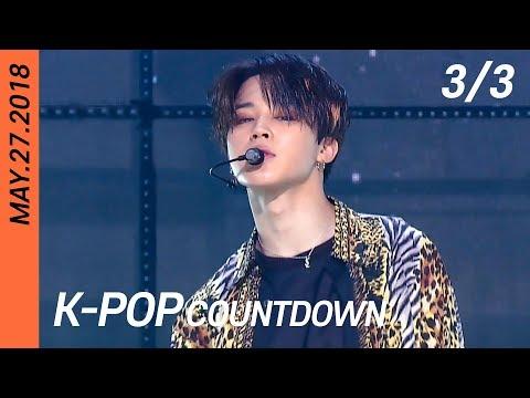 [FULL] SBS K-POP Countdown (3/3) | EP959 (20180527) | BTS, TEENTOP, WINNER, Lovelyz