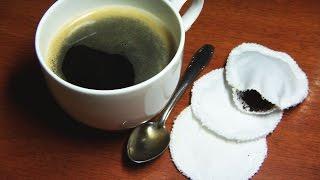 самодельные продвинутые многоразовые кофейные чалды таблетки для кофеварок