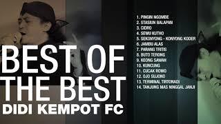 Album Top Hits#DidiKempot - #StasiunBalapan (Official Audio)