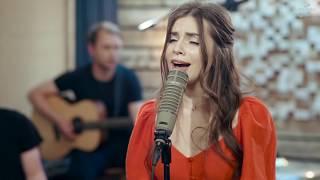 Христина Соловій заспівала наживо в студії Люкс ФМ #ЛюксLIVE