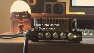 Hotone Mojo Diamond - test review
