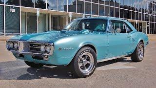 1967 Pontiac Firebird Review