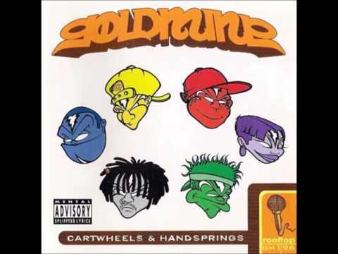 Goldmine - Cartwheels & Handsprings (Full Album) 1996