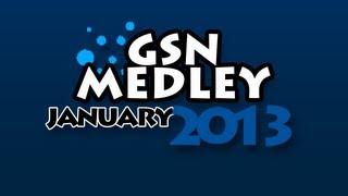 gsn medley january 2013 best moments