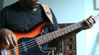 Ijahman Levi Are We A Warrior Bass Cover