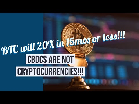 2Rich2Miss Unscripted | Friday Edition | CBDCs are NOT cryptocurrencies! BTC will 20X