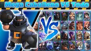 Mega Caballero VS Todas las Cartas