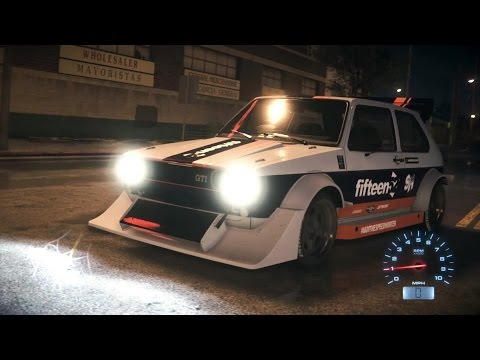 Need for Speed 2015 - Cars & Customization Gameplay Trailer | Official Xbox Game Trailers HD