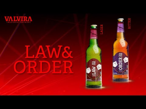 There is a new Sheriff in Town - VALVIRA: LAW & ORDER Feat. Finnish Alcohol Laws