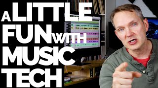 Musical Moments with the Maestro, Episode 15: A Little Fun with Music Tech