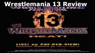 WWF Wrestlemania 13 Review