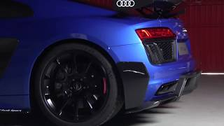 Audi R8 Performance Parts EXCLUSIVE First Drive!