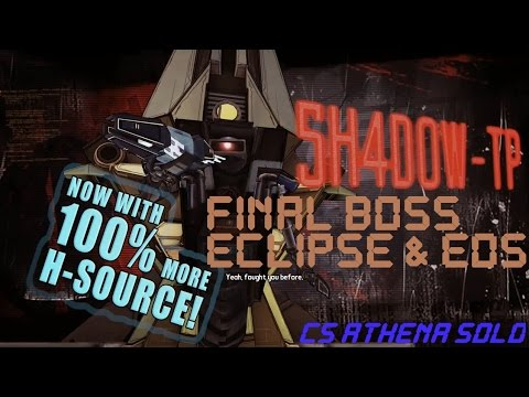 Borderlands Pre-Sequel: Claptastic Voyage - Final Boss Fight - Kill Eclipse & EOS