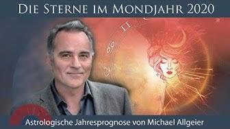 Astrologische Jahresprognose für das Mondjahr 2020 von Michael Allgeier