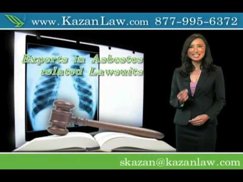 Mesothelioma Law Suits and Claims - San Francisco Lawyers