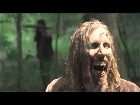 Walking Dead Kills ...Remix!!!!!