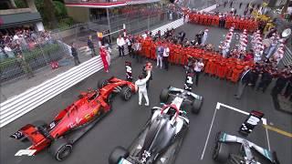F1 Pays Tribute To Niki Lauda in Monaco