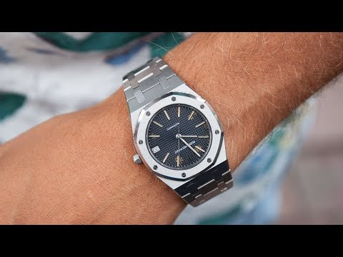 Talking Audemars Piguet 4100, Vacheron Constantin, & Rolex w/ Christian Zeron: IN THE METAL