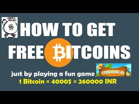How To Earn Bitcoin Just By Playing A Fun Game