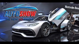 2018 Canadian International AutoShow. Part 2. Luxury cars