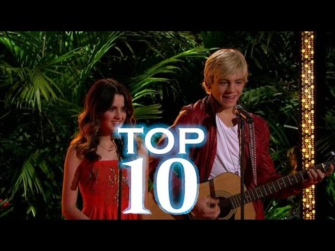 Top 10 BEST Austin & Ally Songs