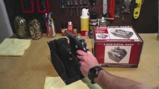 Hyskore Foam Pistol Racks Review And Customization