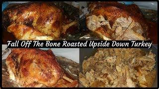 IN keke's kitchen #155 Fall-Off The Bone Upside Down Turkey In 2 hours! #turkey #cooking