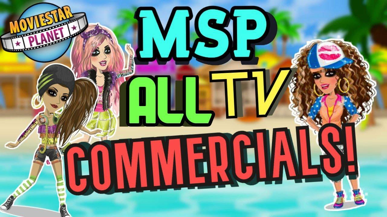 MSP-TV COMMERCIALS!//MSP -TV REKLAMLARI!! 🌟