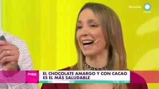 22945 Bibliothek Küche TV Pública Beneficios del chocolate en Pura Vida, cada día