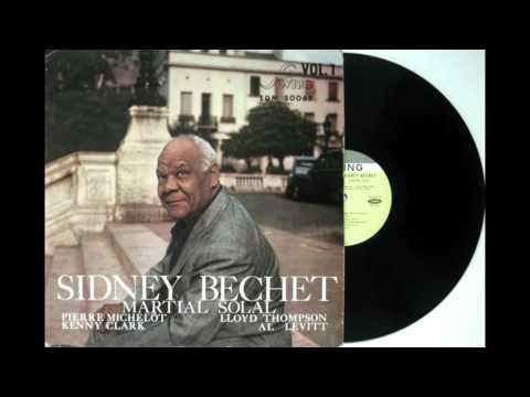 Sidney Bechet, Martial Solal, Pierre Michelot, Kenny Clarke, Paris 1957
