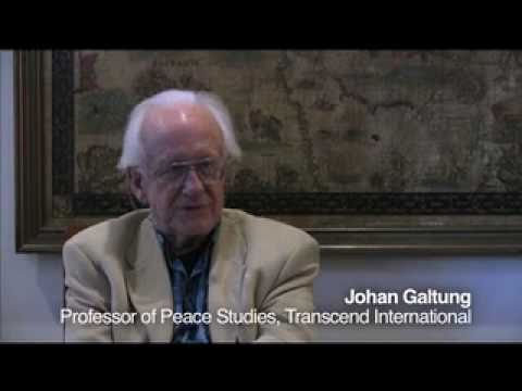 Johan Galtung—Transcend: Methods and Solutions