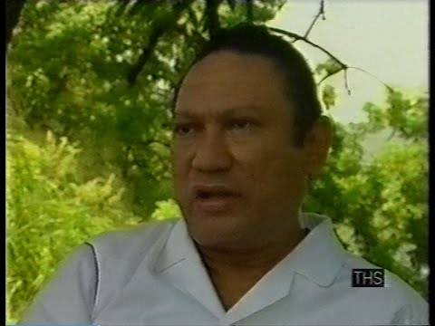 Drugs - General Noriega - Panama - Documentary - 1988