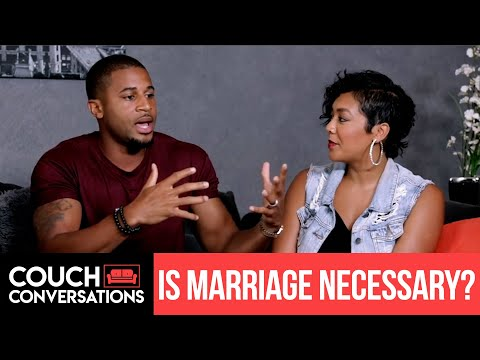 Is Marriage A Necessity? | Couch Conversations  | S1E3
