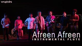 Afreen Afreen | Coke Studio | Ustaad Rahaat Fateh Ali Khan & Momina Mustehsan | Flute Cover