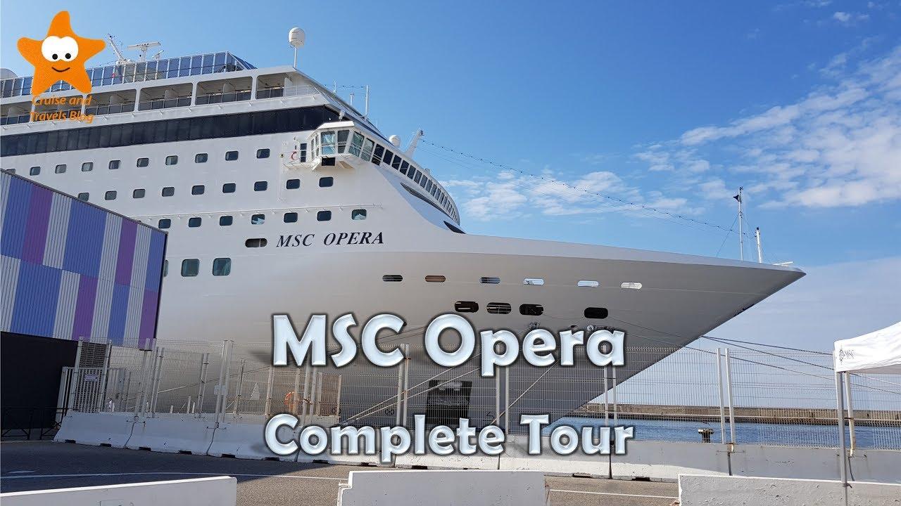 MSC Opera MSC Kreuzfahrten - Seascanner.com