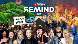 YouTube Rewind 2019, but it's NOT MADE FOR KIDS | Real #YouTubeRewind
