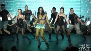 Blue Space Oficial - Mariana Mollina e Ballet - Show das Poderosas (Anitta)