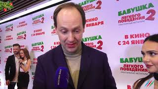 Никита Тарасов о роли в фильме про Гейдара Алиева и семейном счастье