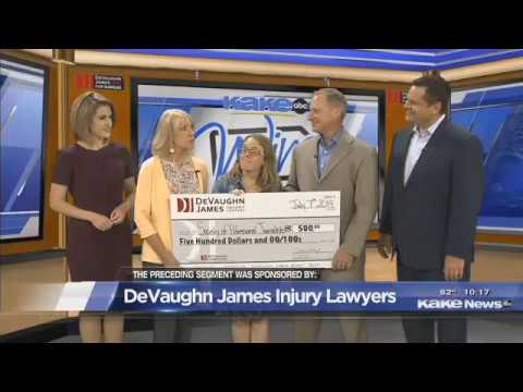 Society of Professional Journalism - DeVaughn James Injury Lawyers WINS for Kansas