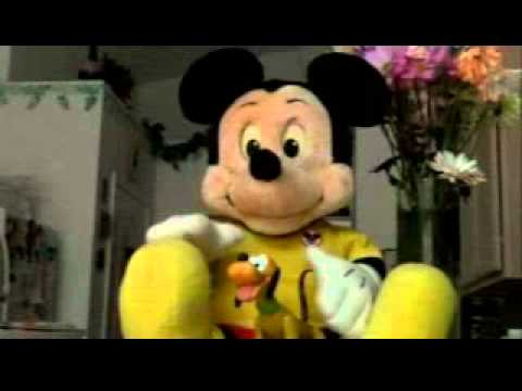MICKEY MOUSE TALKING TOY