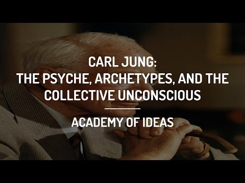 Introduction to Carl Jung - The Psyche, Archetypes and the Collective Unconscious