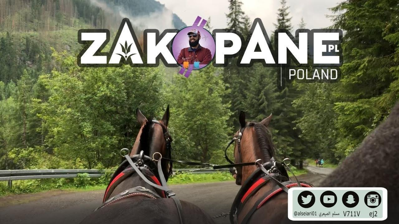 سياحة ببلاش وطبيعة خلابة - زاكوباني جنوب بولندا || Zakopane Poland