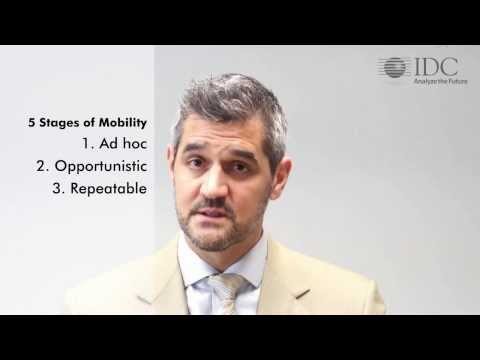 The Asia/Pacific Enterprise Mobility Maturity Model