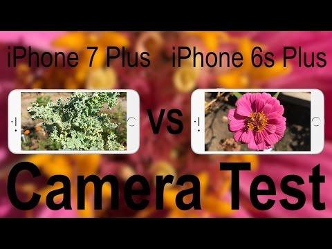 iPhone 7 Plus Vs iPhone 6s Plus Camera Quality Test!