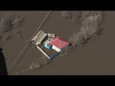 В Новоаннинском районе подтоплено более 80 домов