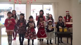 まき音楽教室~Maki brilliant music~ クリスマス会2014より 13.赤鼻...