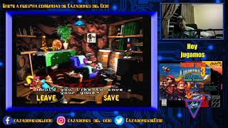 Donkey Kong Country 3 ! Lunes Retro y charla con ustedes
