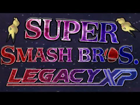 SMASH BROS LEGACY 2.0 - A New Smash Experience