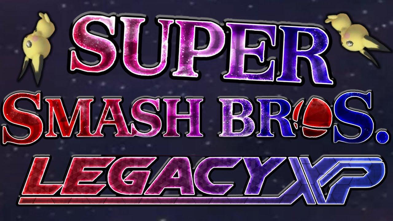 SMASH BROS LEGACY XP 2 0 - A New Smash Experience